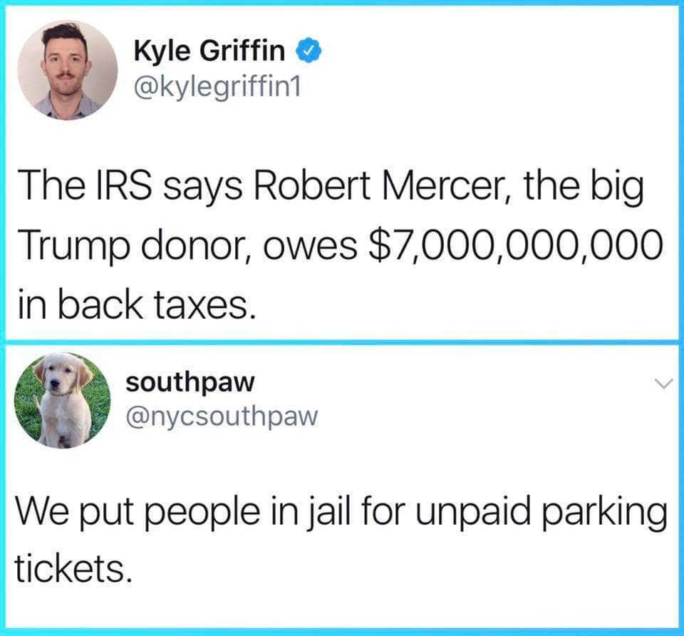 Mercer tax