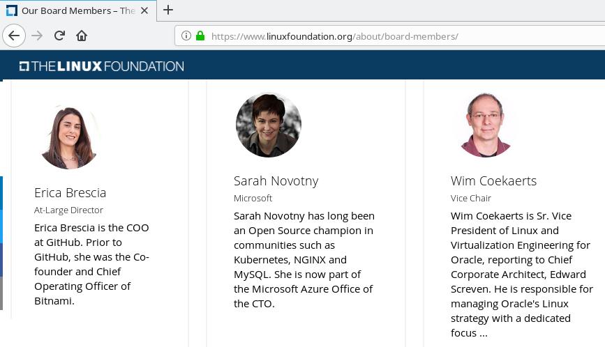 Microsoft inside Linux Foundation