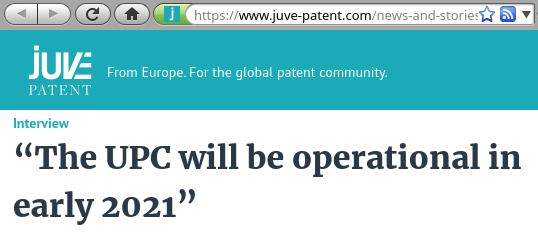 UPC lies