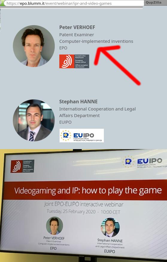 EUIPO EPO CII