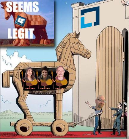 Trojan for LF