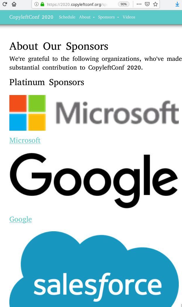 Copyleft Conf