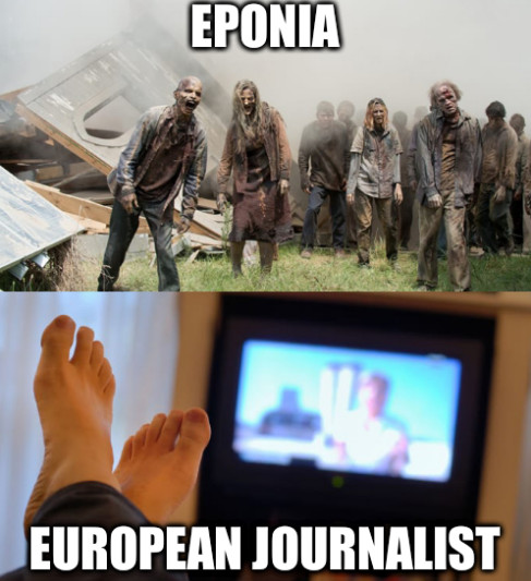 EPOnia and European Journalist