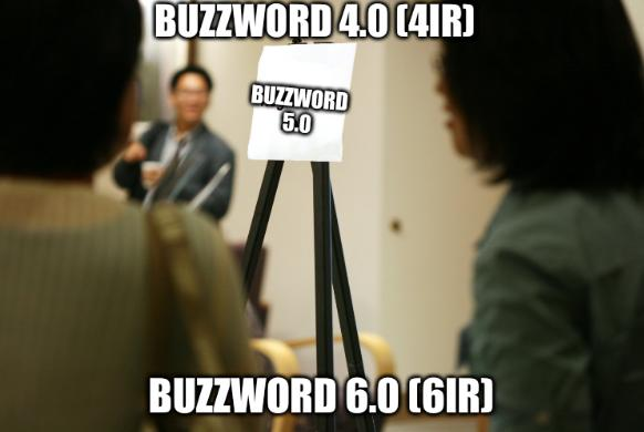 Buzzwords: 6IR