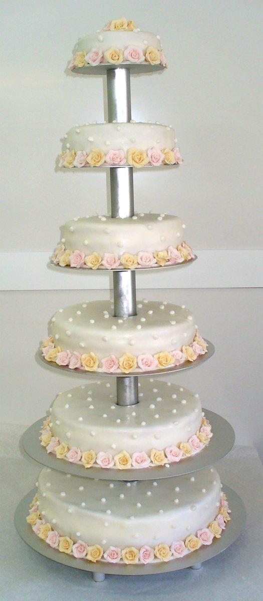 Tall cake