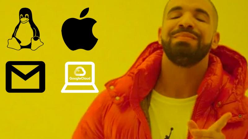 Drake not Microsoft