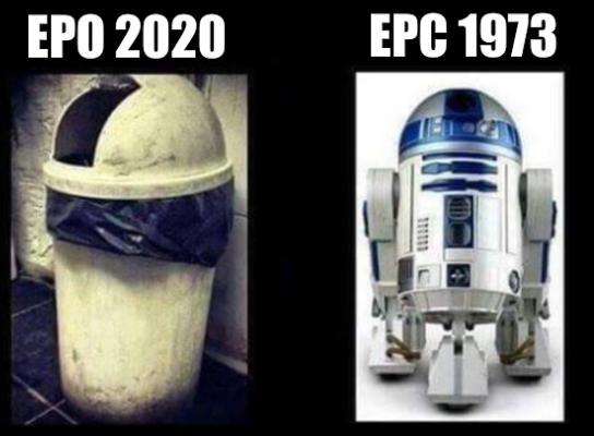 EPO 2020, EPC 1973