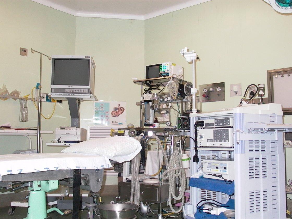 Surgery, hospital