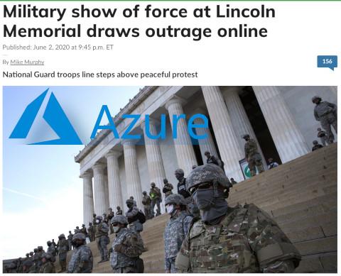 Azure military