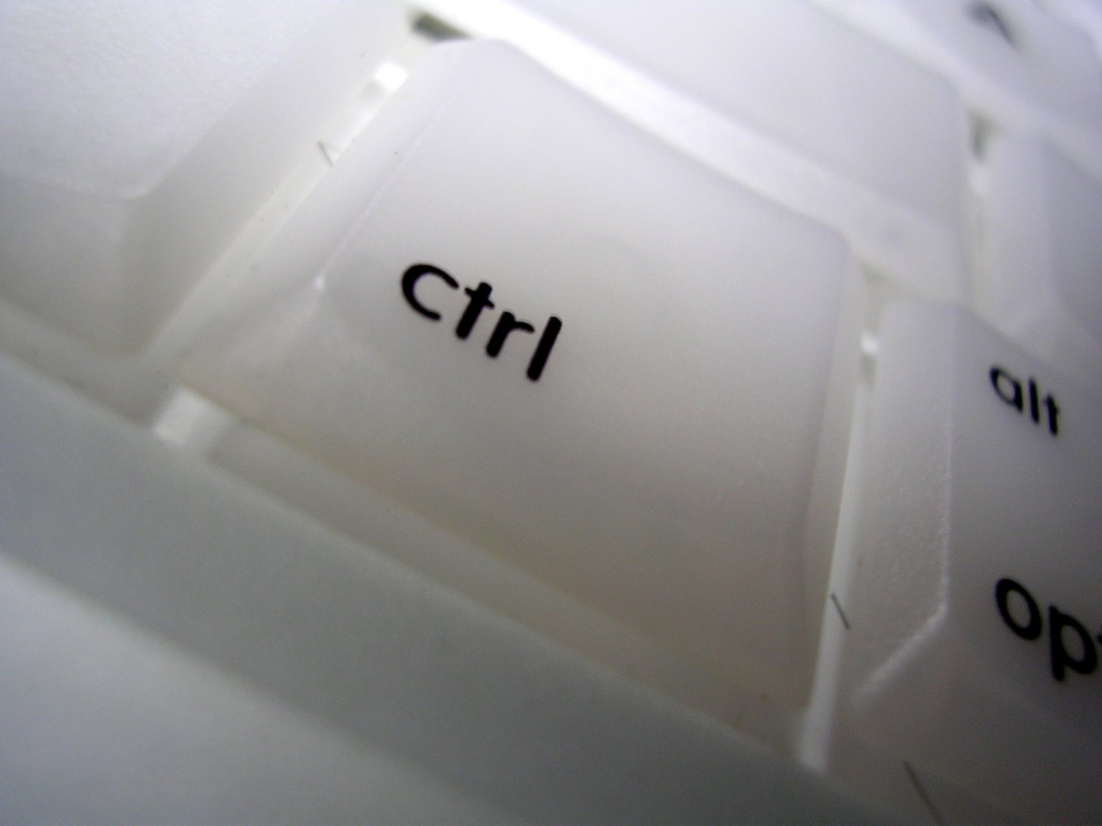 CTRL+ALT+DEL sequence