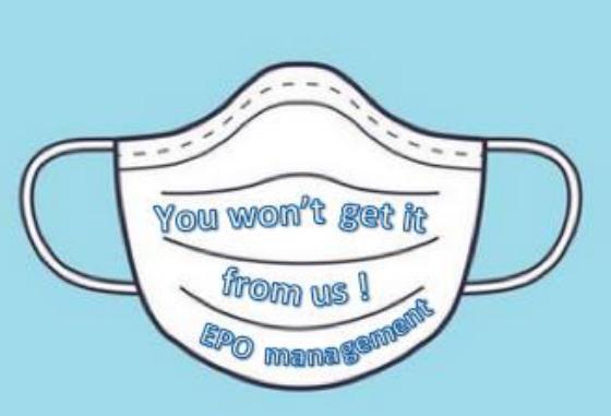 EPO mask