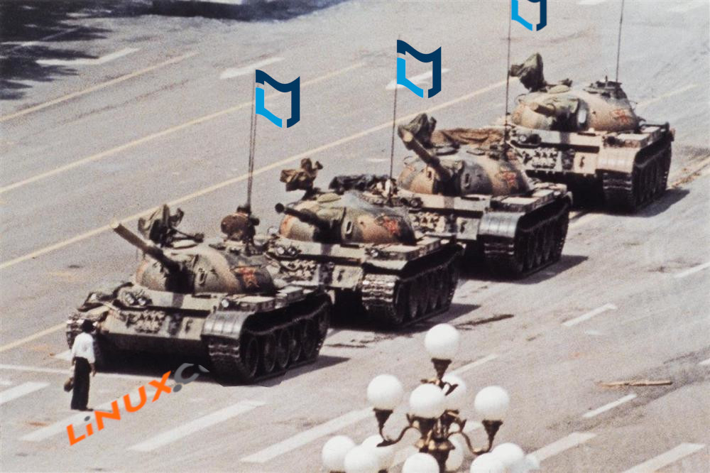Linux Foundation tanks