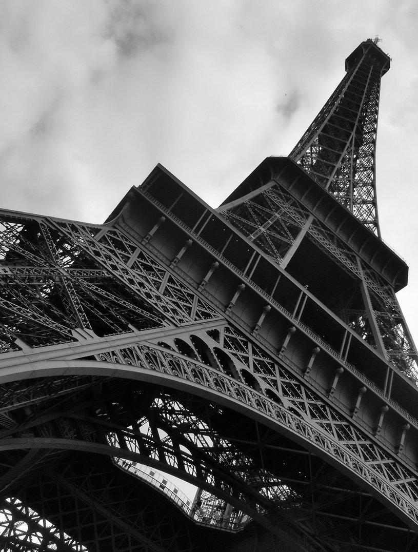Eiffel Tower in Europe