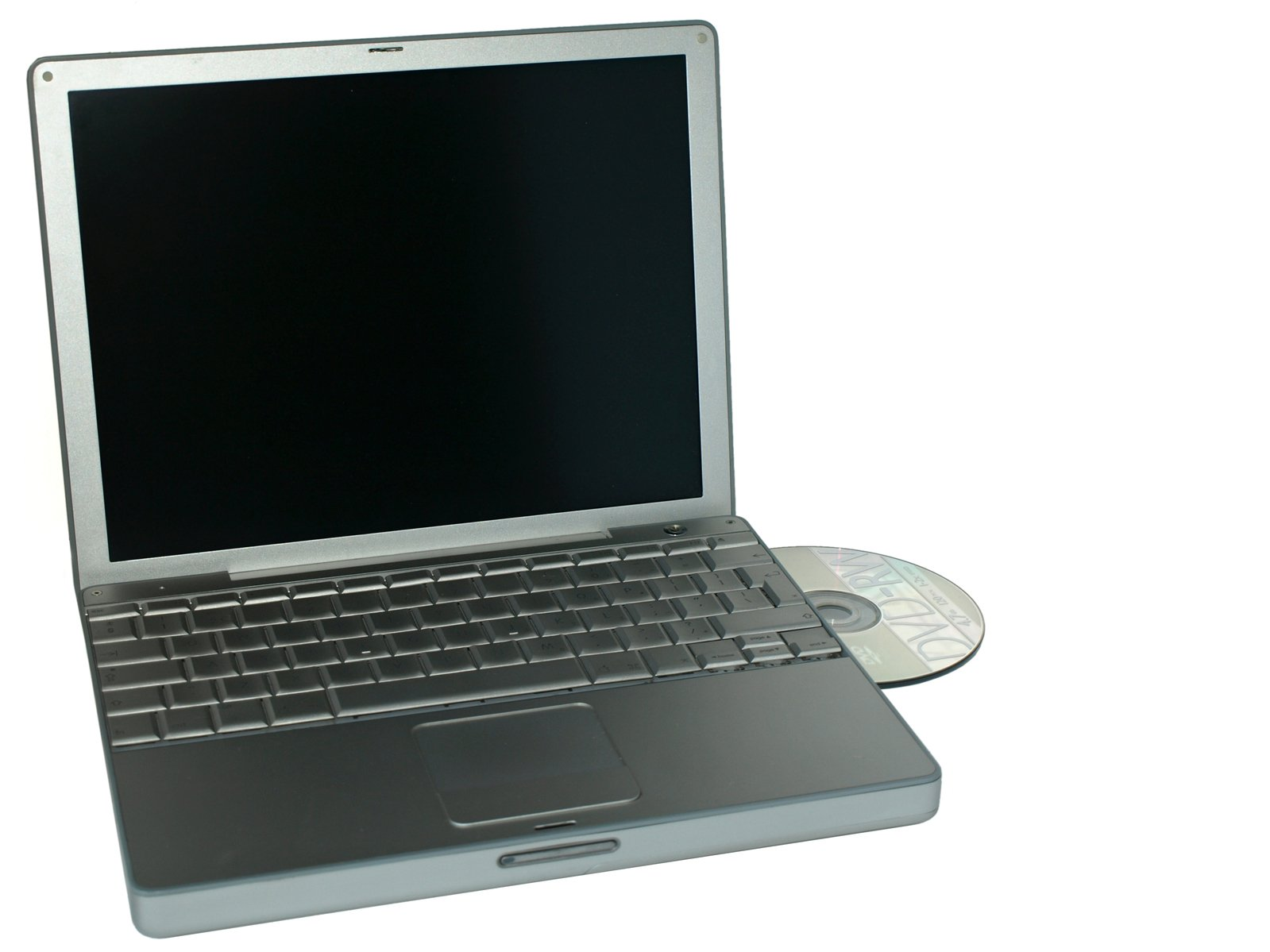Laptop with CD