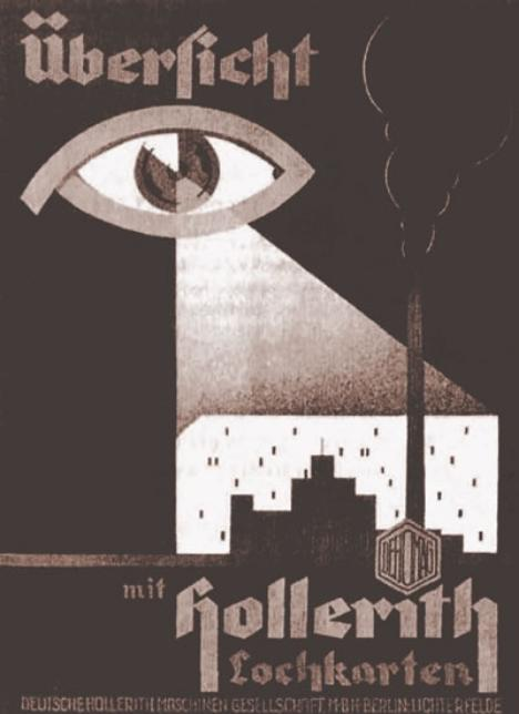 Nazi poster/ad