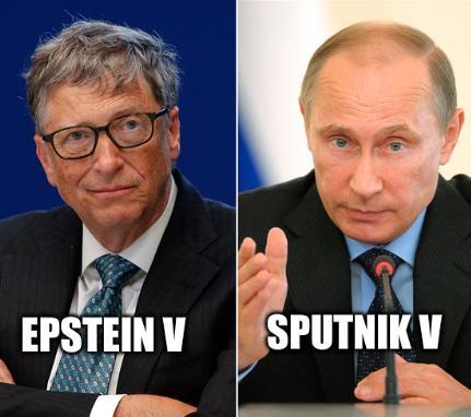 Bill Putin: 5 months