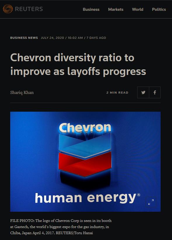 Chevron PR