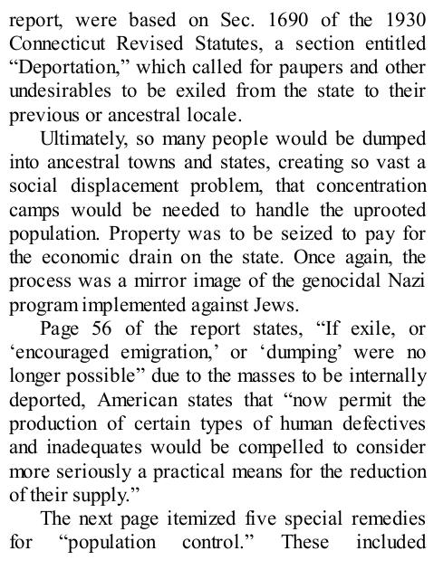 Documentation - War Against The Weak sample page #15