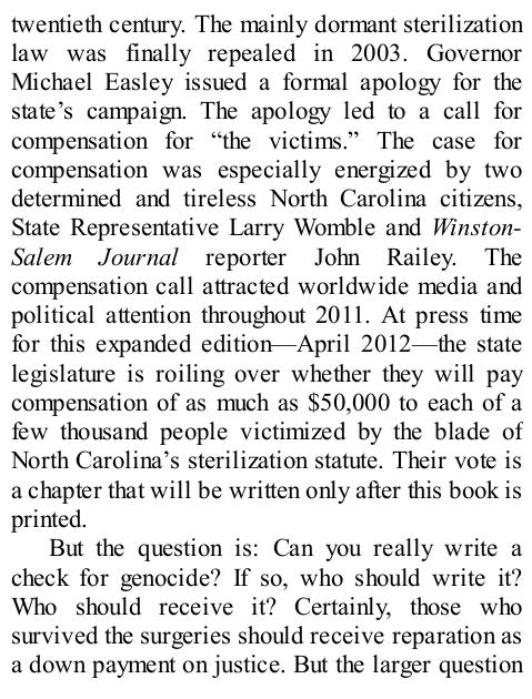 Documentation - War Against The Weak sample page #37