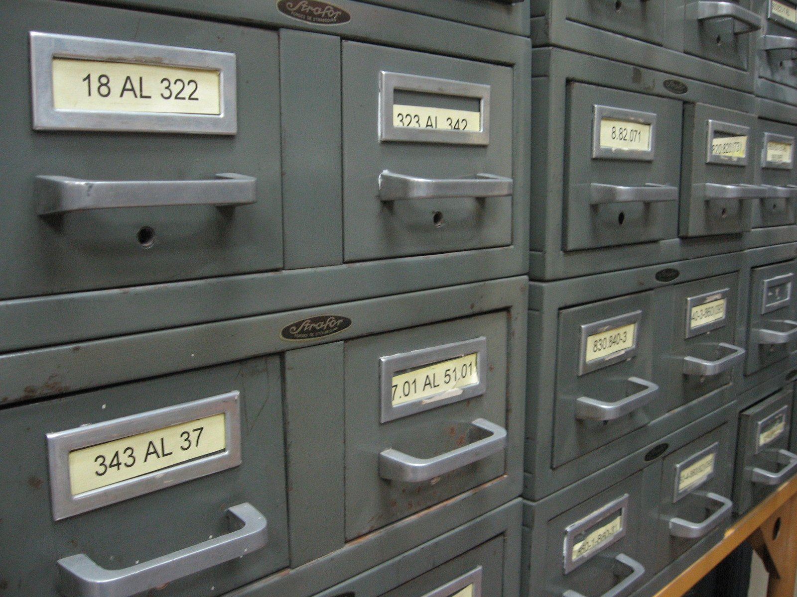 Files and archives