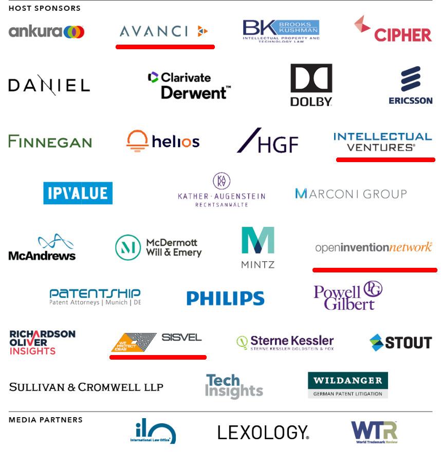 IAM sponsors 2020