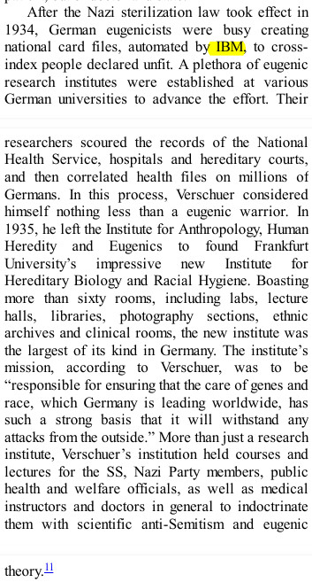 IBM eugenics p927