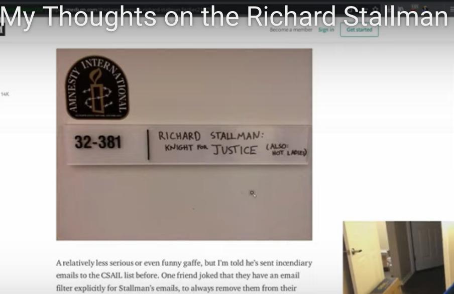 RMS sign was false