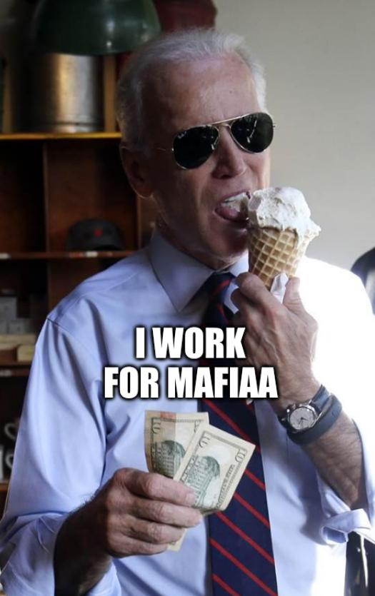I work for MAFIAA