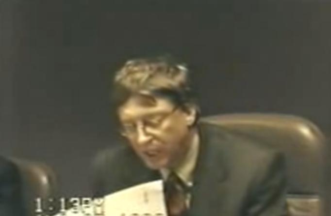 Bill Gates Deposition part 3