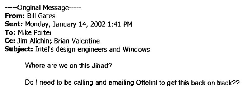 Bill Gates Jihad