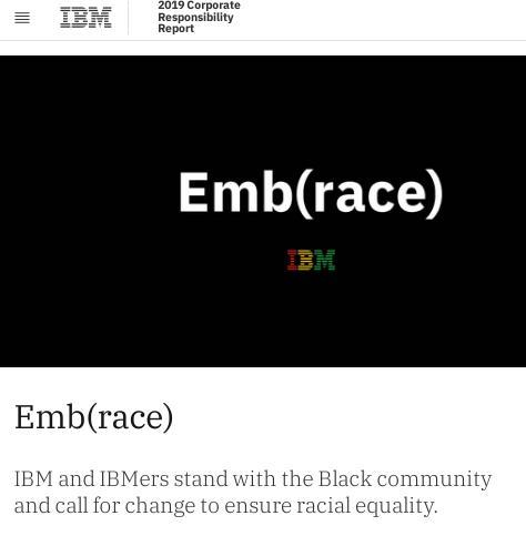 IBM emb(RACE)