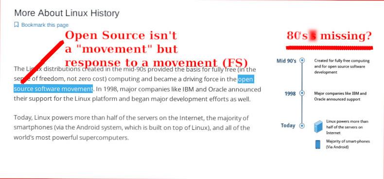 Linux no 1980s
