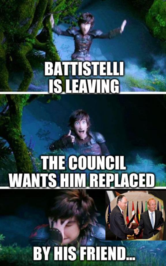 The Three Stages of: Battistelli is Leaving, the Council Wants Him Replaced, by His Friend...