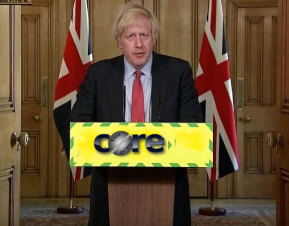 Tiny Core Boris