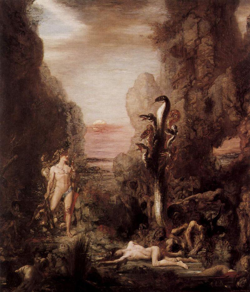 Lernaean Hydra or Hydra of Lerna
