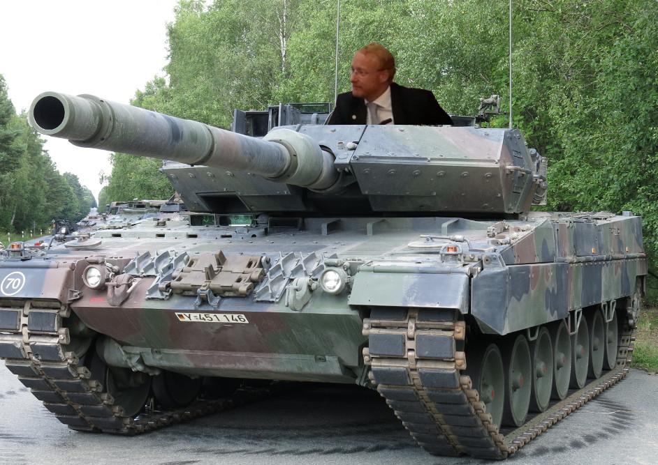 EPO panzer