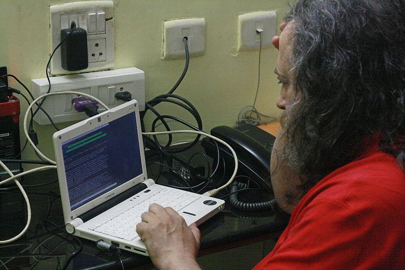 Richard Matthew Stallman and Lemote