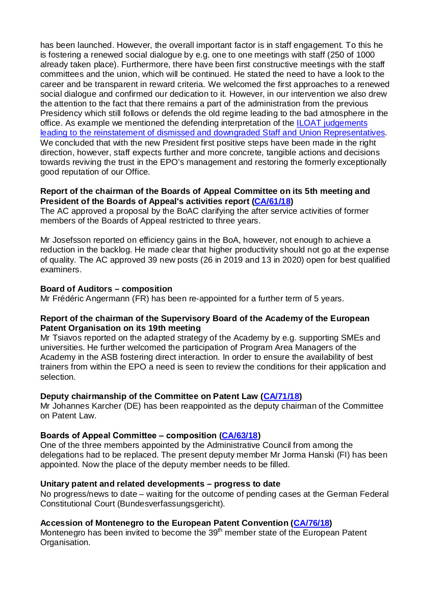 AC 157th meeting - page 2