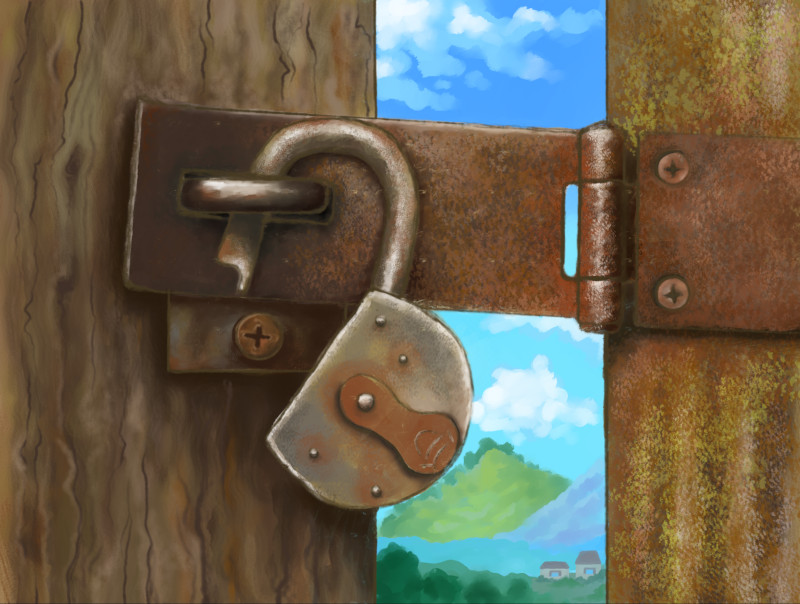 Beyond the lock