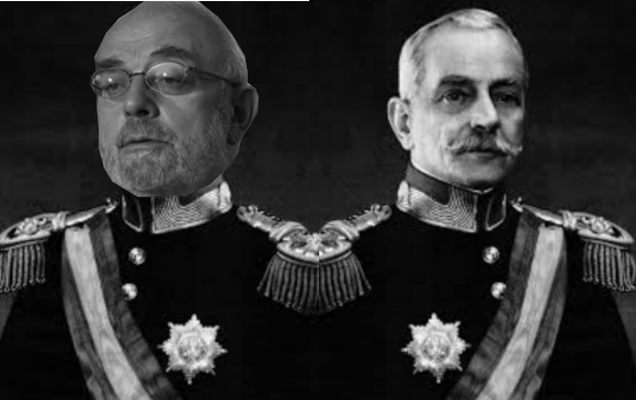 The dictator Minnoye