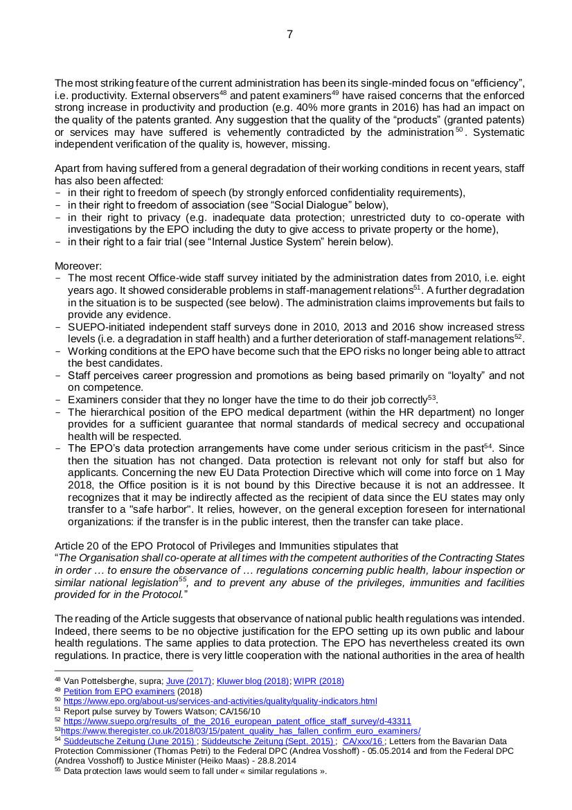 EPO governance p7