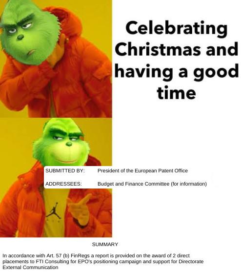 Christmas Grinch Meme