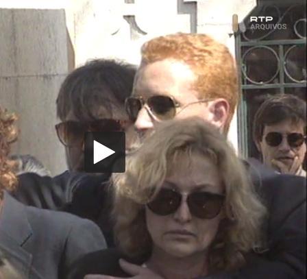 Funeral de Jorge Campinos