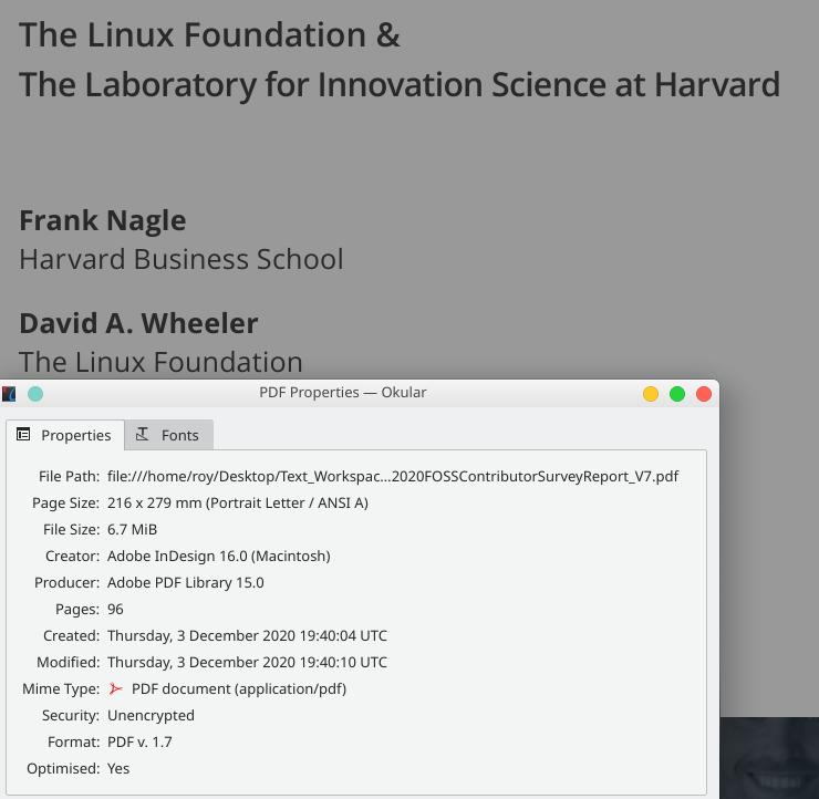 Linux Foundation rejects Linux