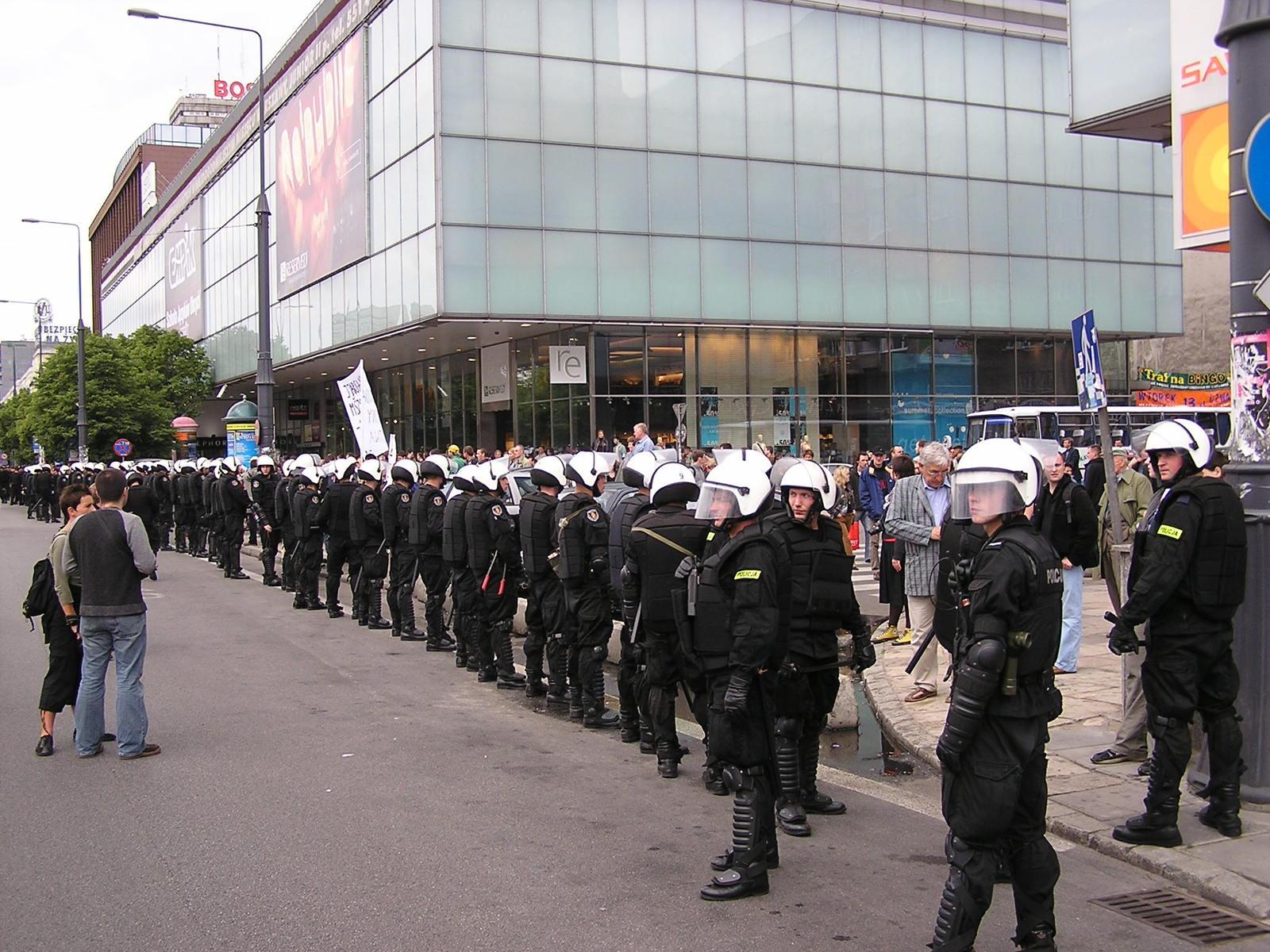 Police squadron