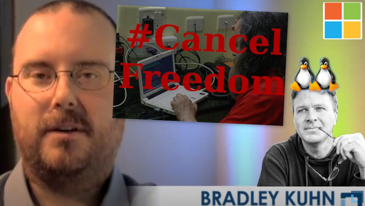 #CancelFreedom