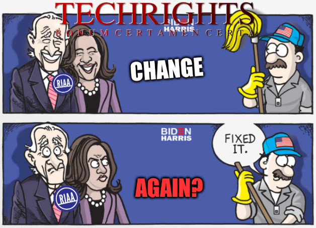 Biden Harris 'Fixed It': Change again?