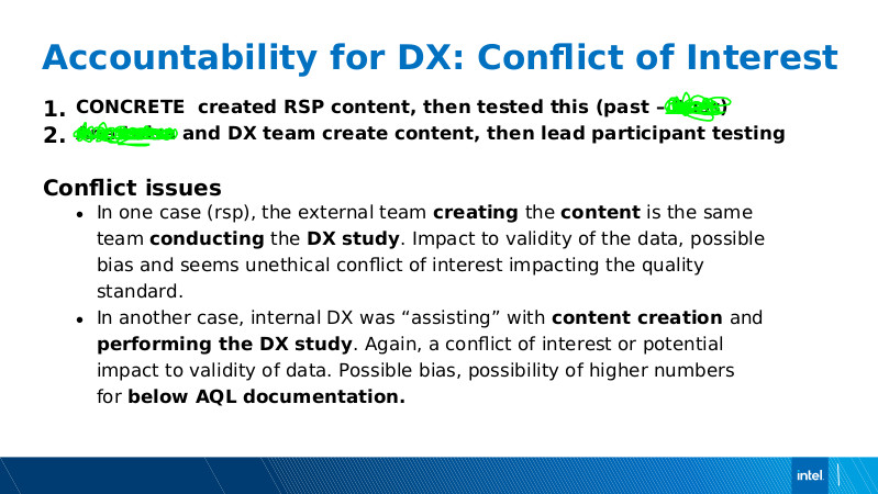 Intel DX slide deck - page #49