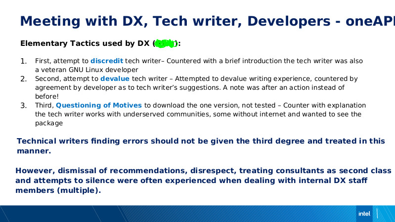 Intel DX slide deck - page #56