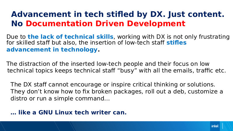 Intel DX slide deck - page #59